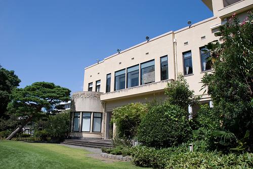 20090906_東京都庭園美術館1