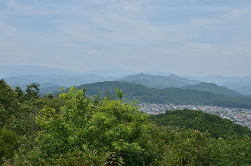 20130721_天覧山と多峯主山